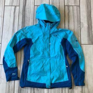 Mountain Hardwear rain/wind jacket. EUC like new